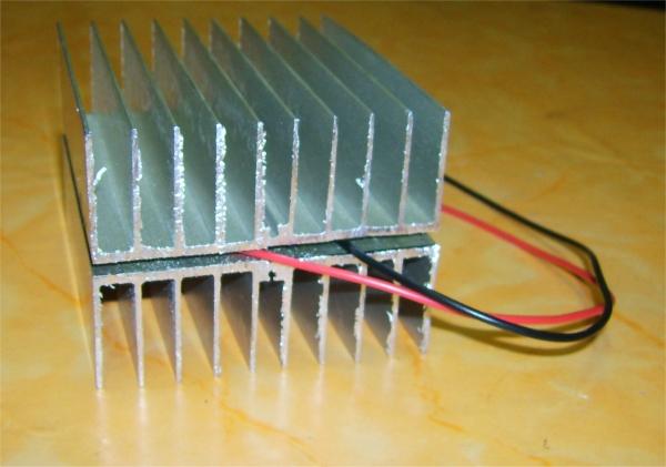 tec1 12706 kuehlkoerper thermoelektrische kuehlbox kuehlen. Black Bedroom Furniture Sets. Home Design Ideas